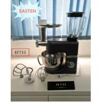 China Multi-function Stand Mixer EF733 Manufactured by Easten/ Home Stand Mixing Blender/ Pizza Dough Mixer wholesale
