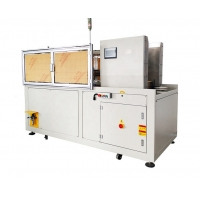 China Food Boxes Packing Psa Glue Cardboard Packaging Machine on sale