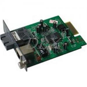 China DLX-850K/855GK slide-in Ethernet Fiber Media Converter wholesale