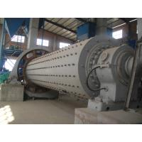 China Zirconia Ball Mill Grinder Space Saving Multifunctional For Iron Ore Cement Plant on sale