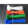 China Le lien en nylon coloré enveloppe la température de fonctionnement -35 à 85℃ pour différentes applications wholesale