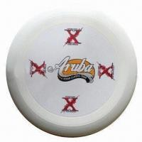 China Plastic Flying Disc, Measures 9x1/2 Inches wholesale
