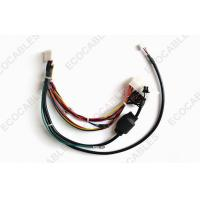 China Custom Cable Harness Ferrite Core Wire Harness , ISO ROHS Approval on sale