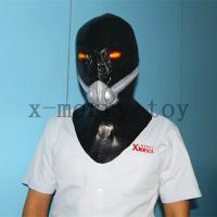China X-MERRY  Alien soldier latex full face mask with black for halloween cosrume party xhm036 wholesale