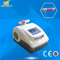 China Portable White Shockwave Therapy Equipment For Shoulder Tendinosis / Shoulder Bursitis wholesale