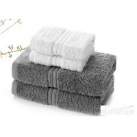 China AZO Free Large Custom Face Wash Towel For Bathroom Super Absorbent wholesale
