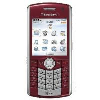 China Black Original blackberry pearl 8100 mobile phone with  Bluetooth	 V2.0 wholesale