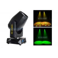 Buy cheap 7500K 240V 50 - 60Hz Stage Moving Head Light / Robe Moving Head Spot from wholesalers