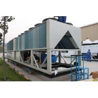 China R134a 226.3kw  Environmently Air Cooled Screw Chiller wholesale