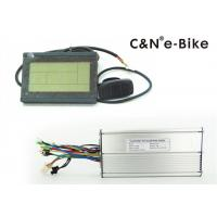 China 26A 48v Electric Bike Controller With LCD Display , Electric Bike Motor Controller wholesale