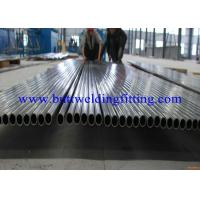 China Hot Finished 16 inch Stainless Steel Welded Pipe ASTM A312 TP304 / 304L 316L on sale