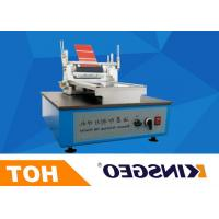 China High Precision Gravure Printing Ink Testing Machine 26kg wholesale