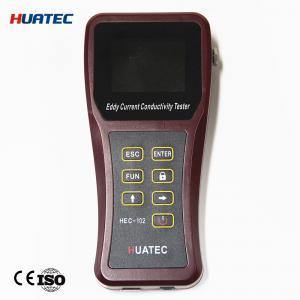 Buy cheap Портативное высокочастотное оборудование HEC-102 осмотра вихревого тока from wholesalers