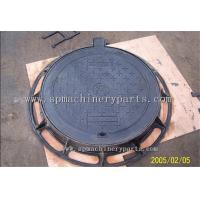 China Factory low price EN124 C250 Hinged manhole cover make in china wholesale