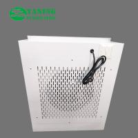 China FFU / BFU Fan Powered Hepa Filter Diffuser For Clean Room Ceiling Terminal on sale