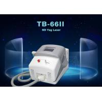 Buy cheap 1064 nm / 532nm Q Switched Nd Yag Laser Tattoo Removal Machine Beauty Device from wholesalers