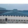 Buy cheap Multiple Floor Prefab Workshop Buildings Portal Frame Structure ISO SGS from wholesalers