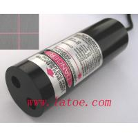 China Red Laser  marking cross line device laser locator for garment. wholesale