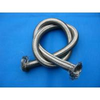 China Formable PTFE  Tube Wire Braided , PTFE  Braided Hose on sale