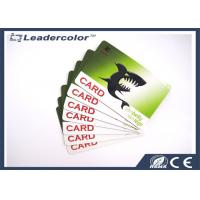 China Personalized Plastic MIFARE ® Proximity Card MIFARE ® Classic 1k S20 For Transport on sale