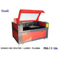 China Rotate Axis CO2 Industrial Laser Engraving Machine For Glass / Fiber Cylinder on sale