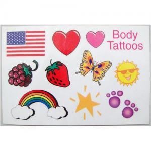 China Body Tattoo Sticker wholesale