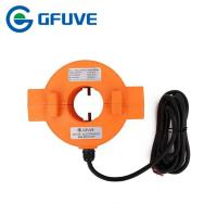 China 100/5A outdoor clamp type split core current transformer with voltage sampling function wholesale