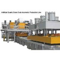 China Artificial Quartz Stone Slab Production Line on sale