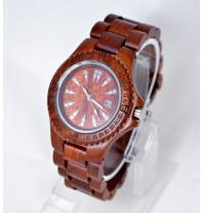 China Изготовленные на заказ бамбуковые деревянные наручные часы для женщин/дозора кварца деревянного wholesale