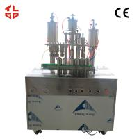 China Auto Aerosol Filling Equipment,Spray Paint Can Filling Machine wholesale