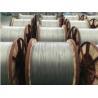 China Lb40 Grades Aluminium Clad Steel Single Wire For Acs Strands , ISO9001 wholesale