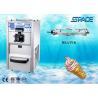 China Commercial Frozen Yogurt Machine / Soft Ice Cream Maker Machine CE Certification wholesale