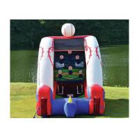 China Commercial Grade Inflatable Sports Games Basketball Or Football Game Bounce House wholesale