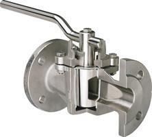 Buy cheap Válvula de tomada lubrificada equilibrada pressão invertida alavanca CF8-304 from wholesalers