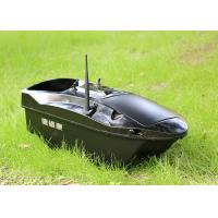 China DESS Autopilot bait boat rc model battery power and ABS plastic type Black Upper Hull Color wholesale