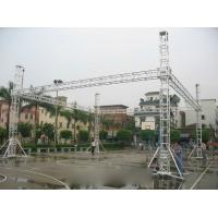 Advertising Performance Stage Aluminum Truss Spigot Square Recycled Long Span for sale