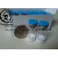 China CAS:87616-84-0  2mg/vial  GHRP-6 Acetate White powder  Gain musles  Growth hormone releasing wholesale