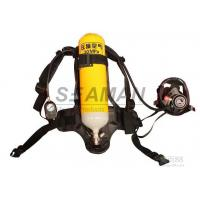 China 6L 300 Bar SCBA - Air Firefighters Breathing Apparatus Steel Cylinder wholesale