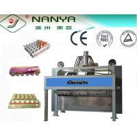 Automatic Egg Carton Machine with Reciprocating Moulding Pulp Machine 2800Pcs/H