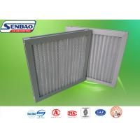 China Metal Mesh Air Conditioning System Air Filters For Home , Lightweight wholesale