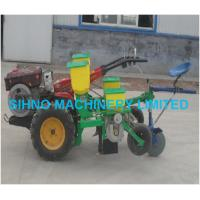 China Single grain corn precision planter working with walking tractor wholesale