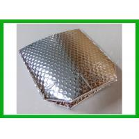 China Customized Size Insulated Bubble Poly Foil Box Liner For Cold Shipping wholesale