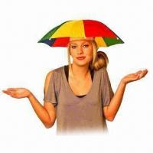 China World Cup Football Fan Umbrella Hat wholesale