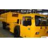 China Orange / White / Yellow RS-3CT  Crew Transporter ( 16 Seats ) Underground Dump Truck wholesale