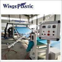 China CE & ISO PVC Plastics Floor Sheet Calendering Line For Sale In Cina on sale
