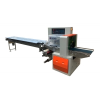 China Rotary Pillow Leafy Vegetables Packing Machine PID Control on sale