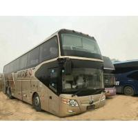 China 67 Seats Year 2013 Wechai 400 Engine  Electronic Door Used YUTONG Buses wholesale