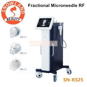 China Stationary Microneedle RF Skin Care Machine / RF Fractional Micro Needle / RF Needle wholesale