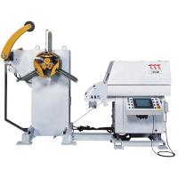 China 3 in 1 Decoiler Feeder With Staightening Machine wholesale