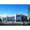 China Edificios grandes pre dirigidos del garaje del metal wholesale
